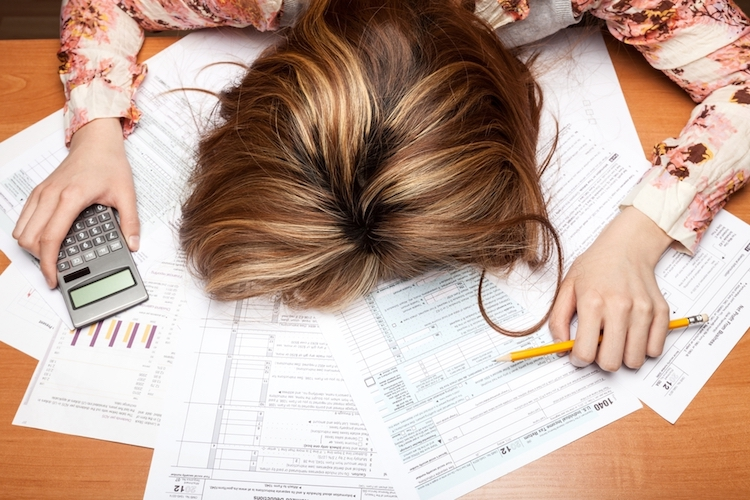 how to diy your taxes without losing your mind