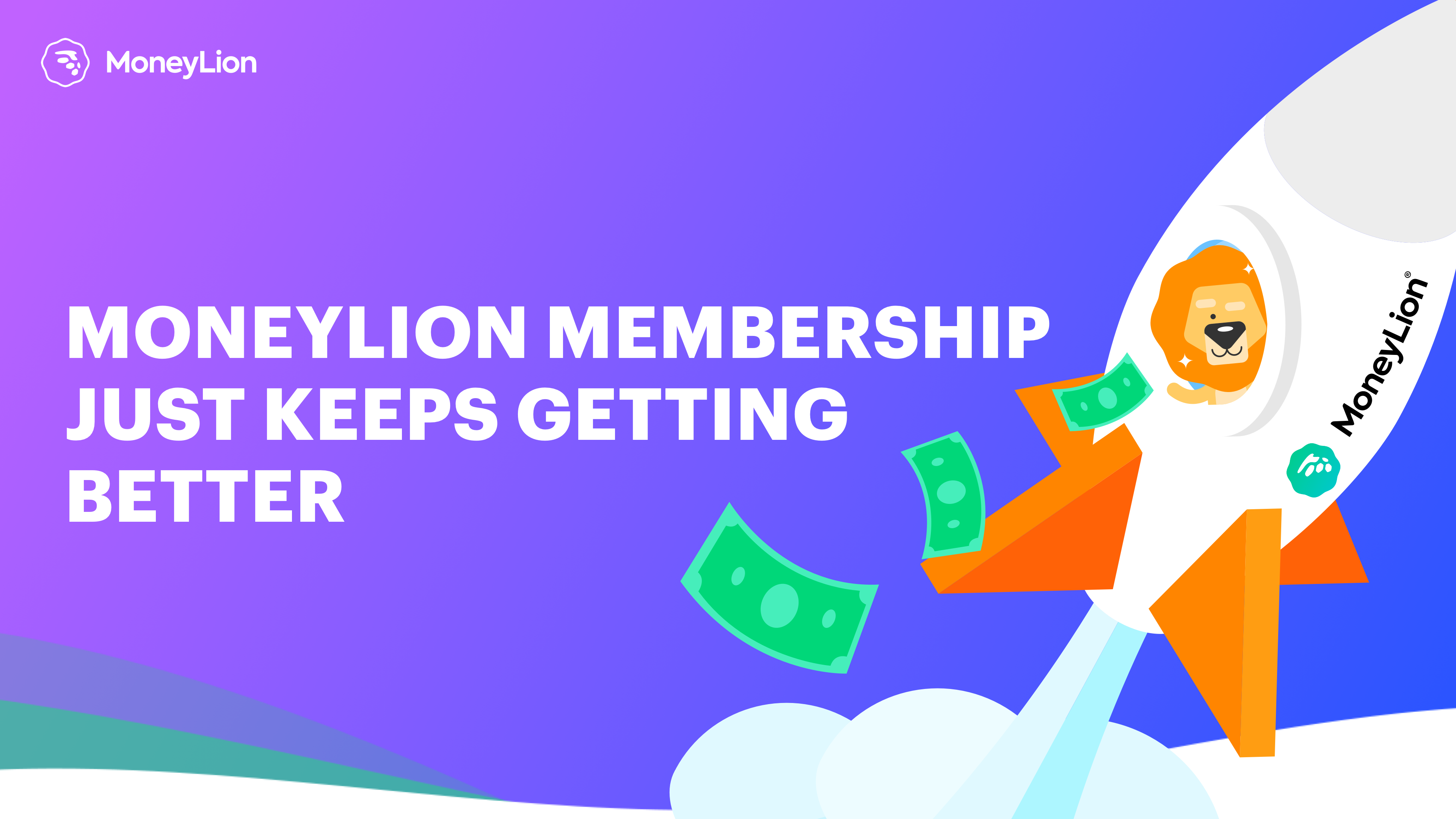 Facebook ML MoneyLion membership just keeps getting better 10082018%402x 1