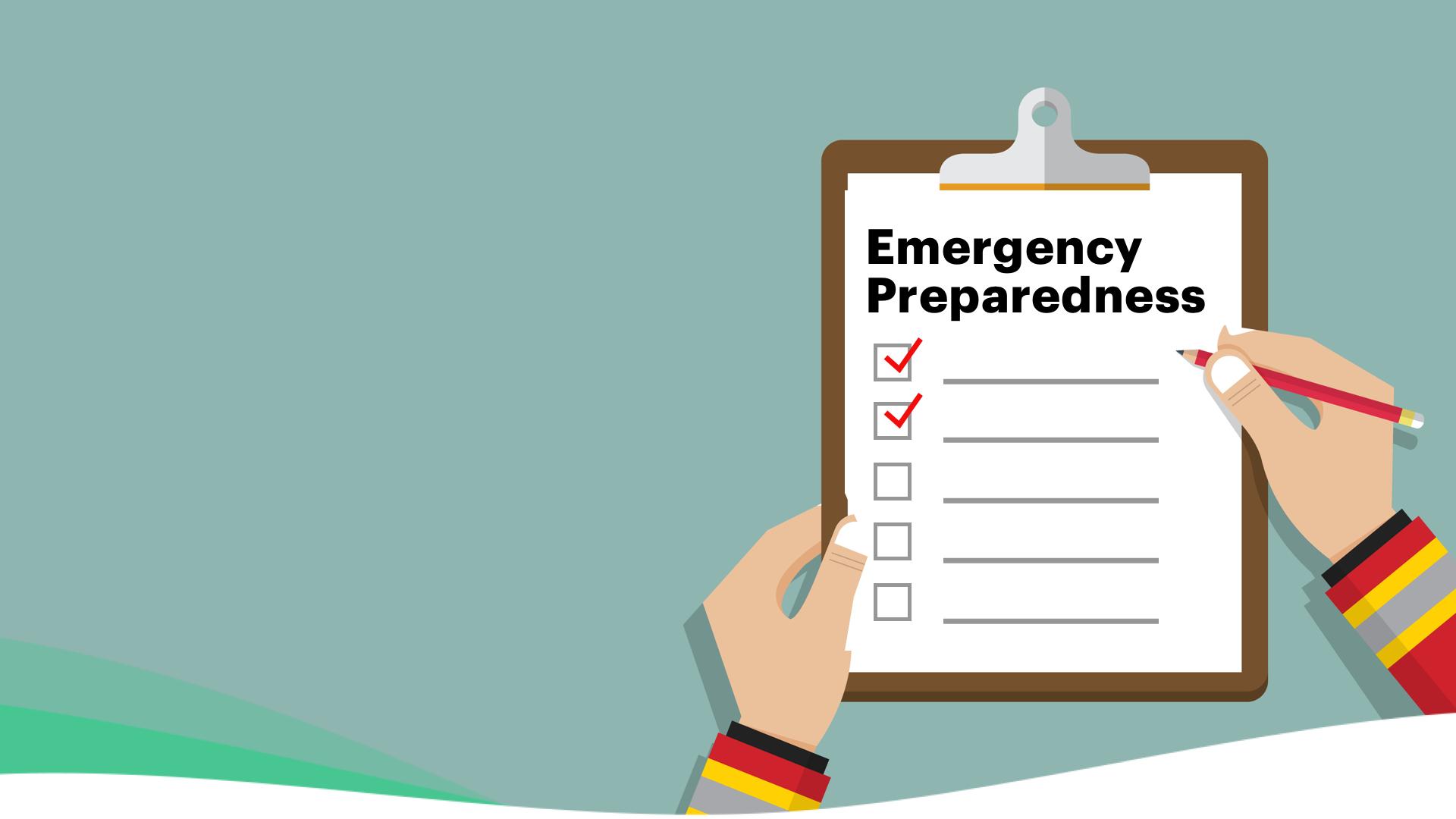 Blog ML Checklist Emergency preparedness 09032018