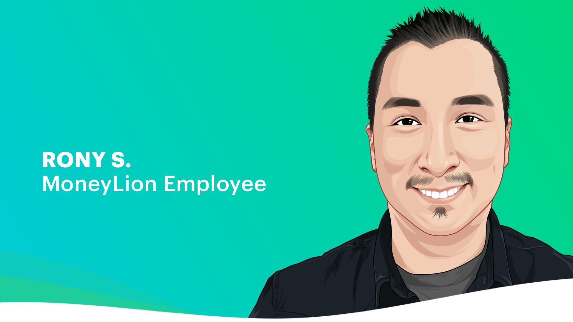 Facebook ML Employee Profile Rony S 09182018