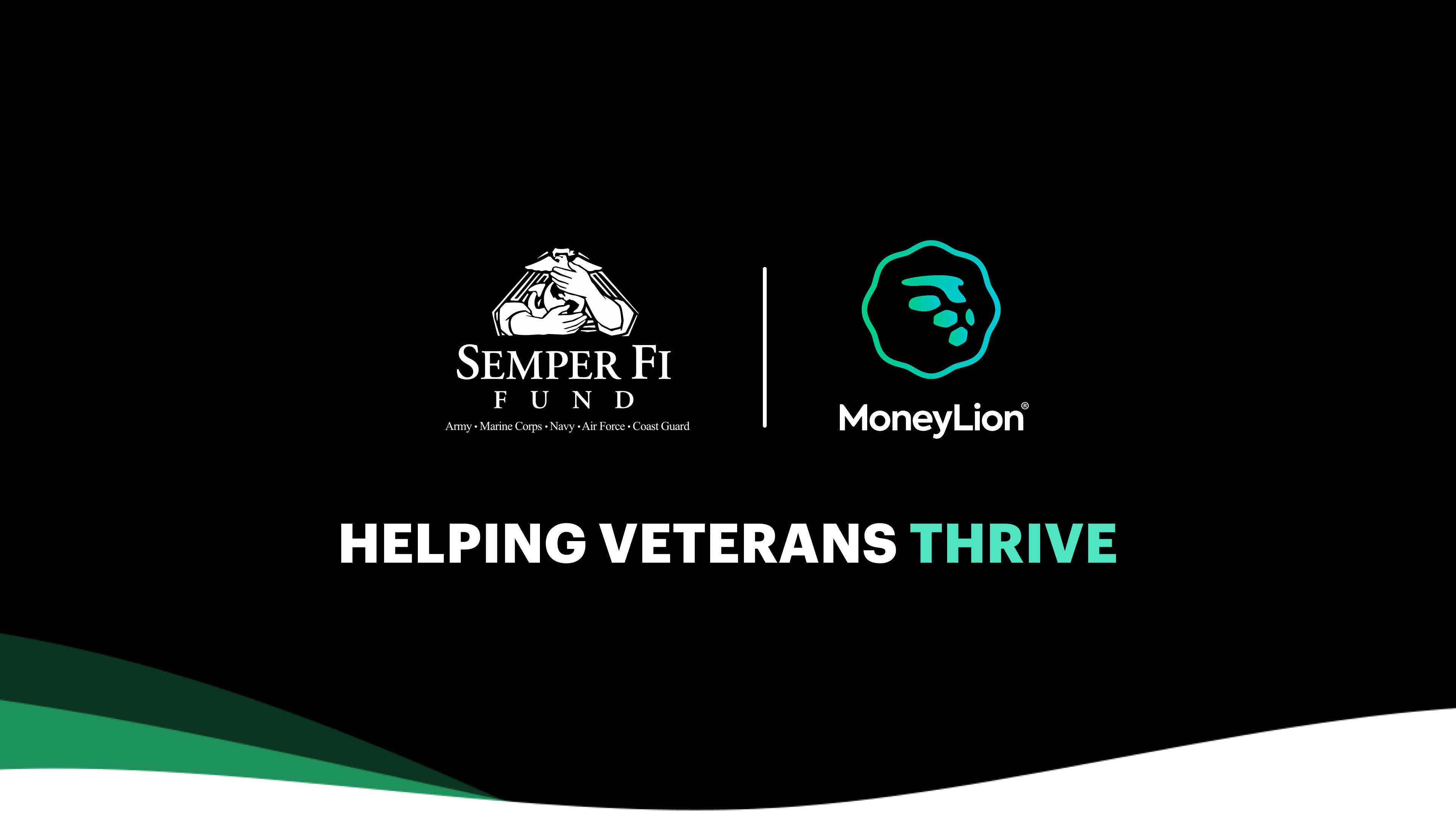 Blog ML Semper Fi Fund and MoneyLion Help Veterans Thrive 11052018 V2