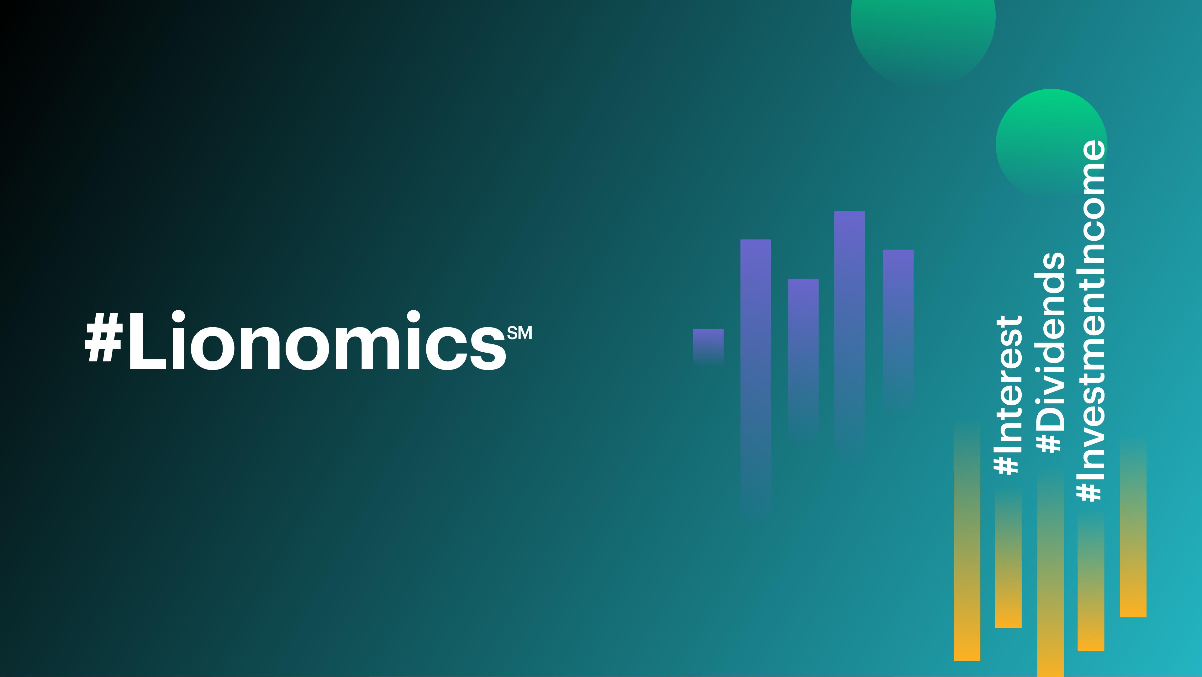 Lionomics 37 Blog Income 10302018