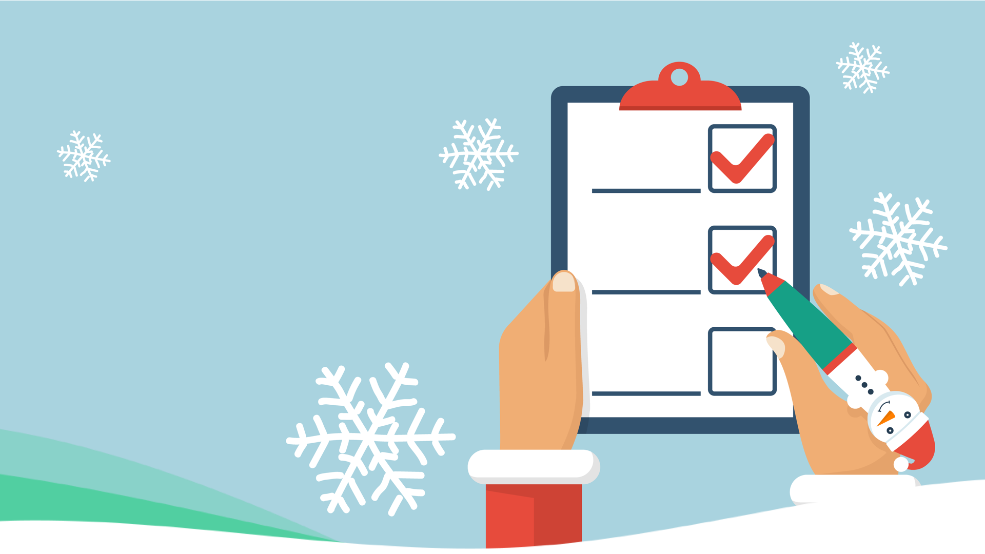 Blog ML Tame holiday stress with this easy checklist 12032018 2