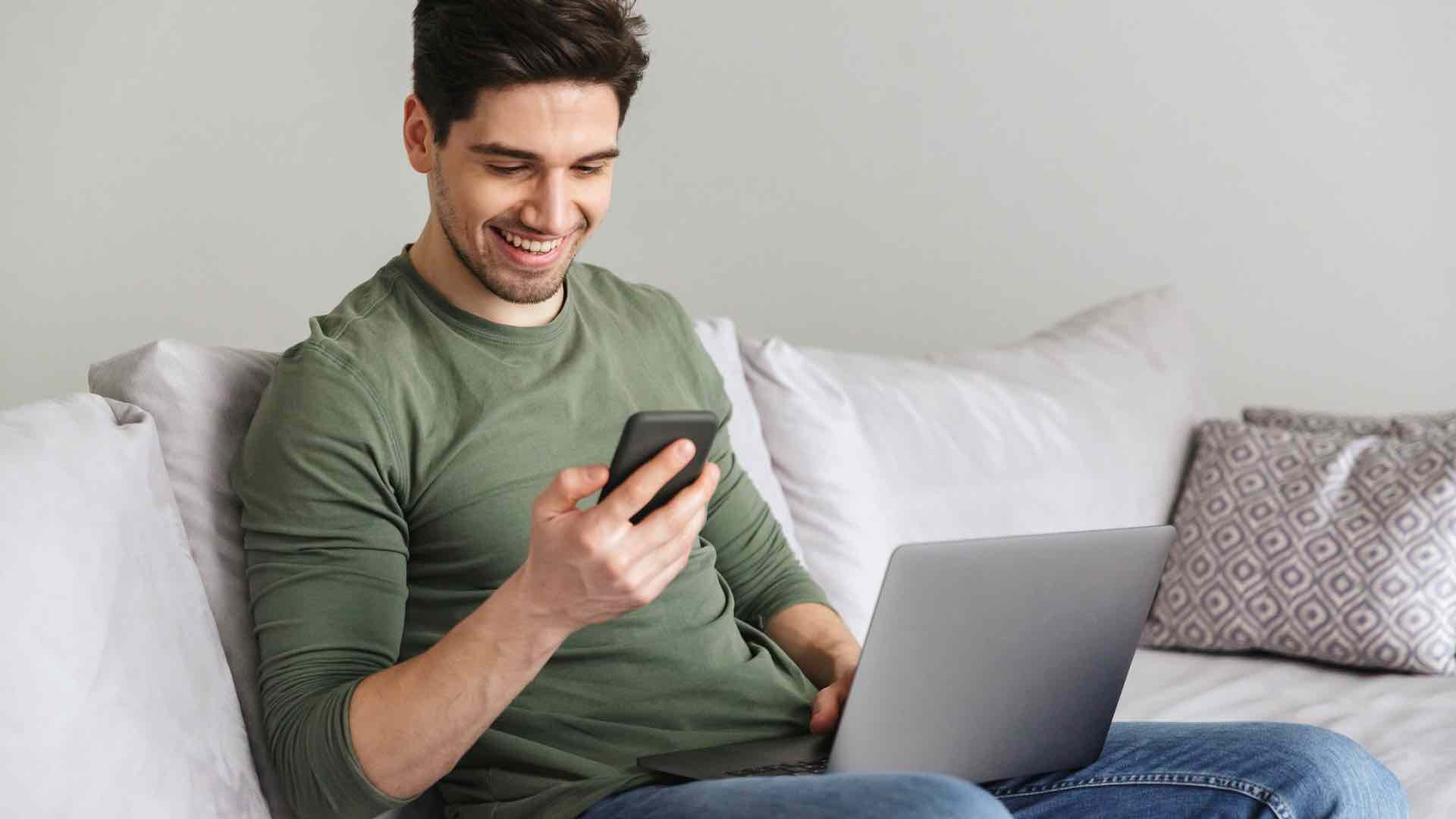 Online loan with monthly payments