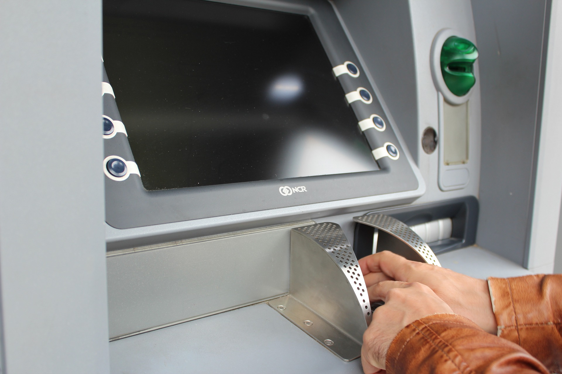 Banks with the most atms
