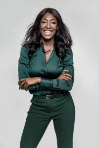 Aisha Bowe co-founder of STEMBoard