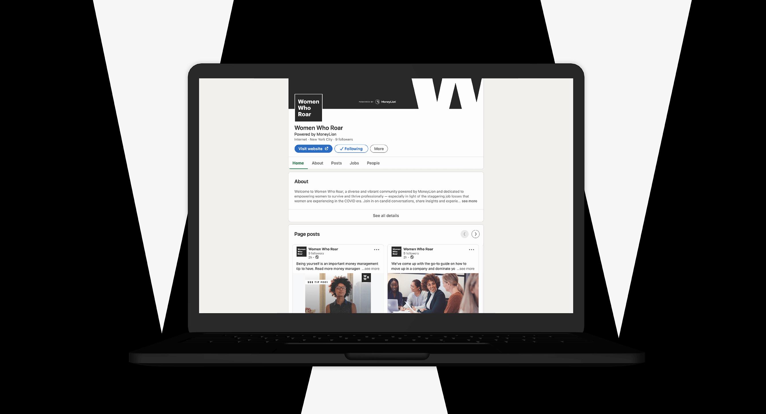 LinkedIn wwr community