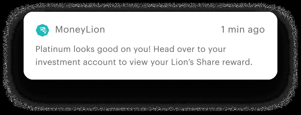 step 3 notification