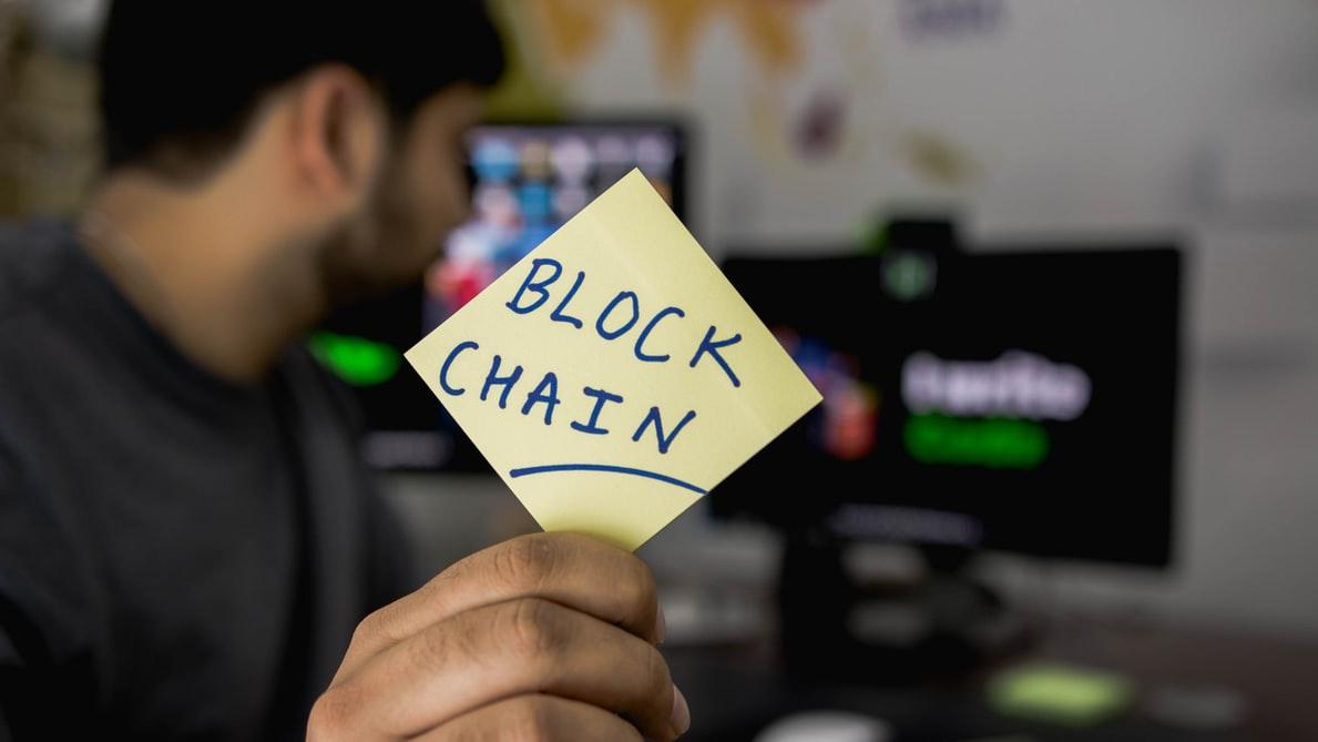 blockchain vs database