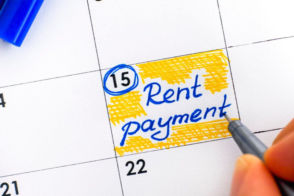 help paying rent