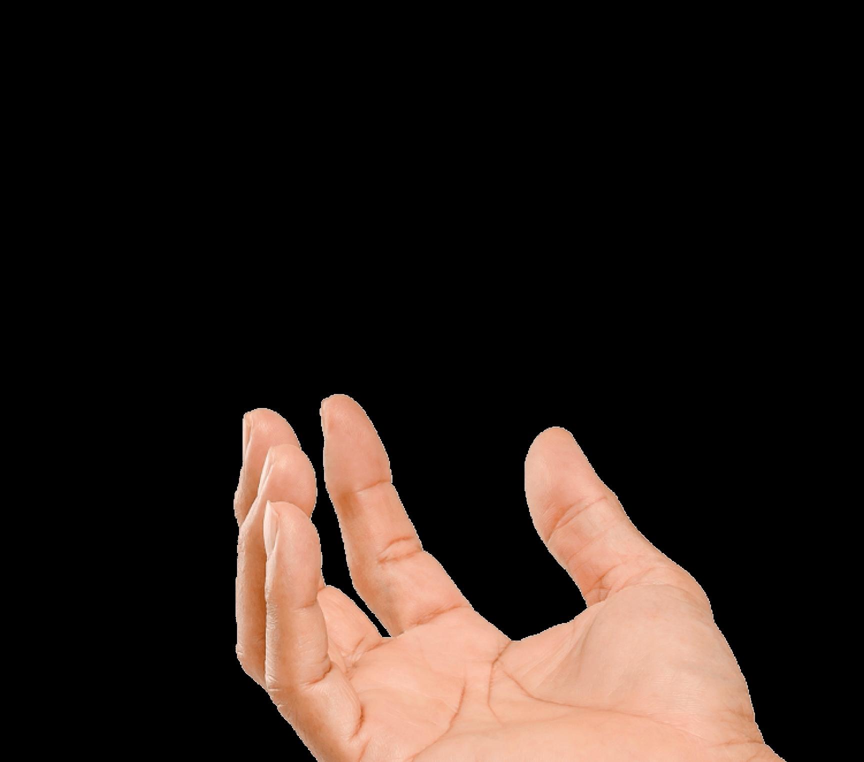 MoneyLion Hero Hand