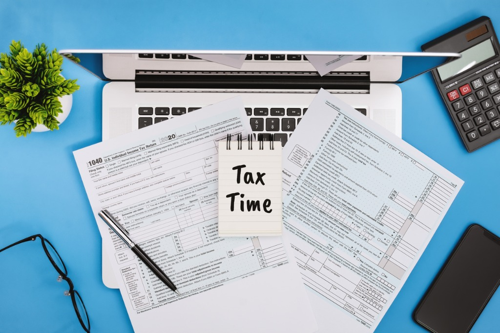 when do you have to pay taxes