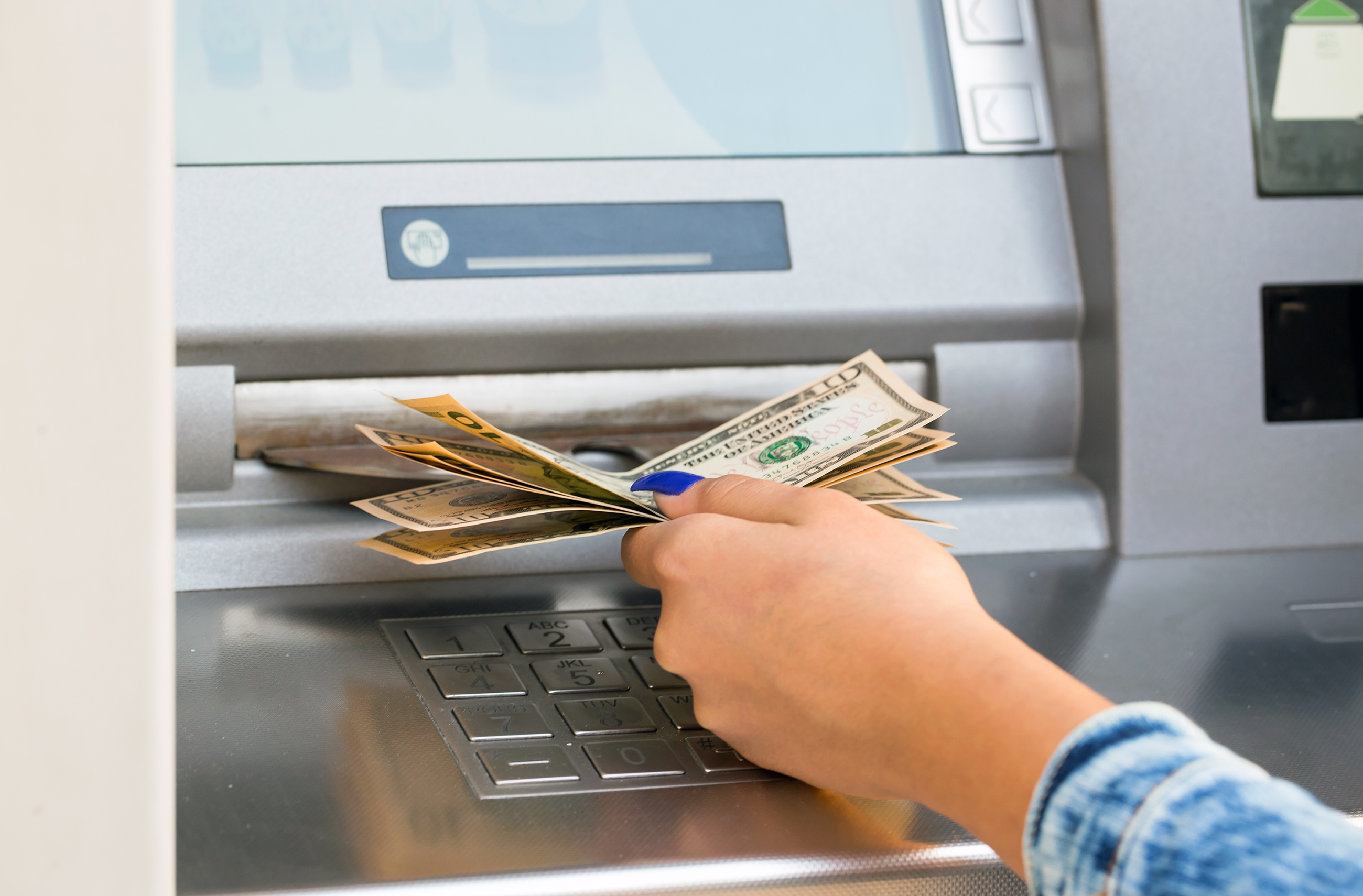 bank with most atms