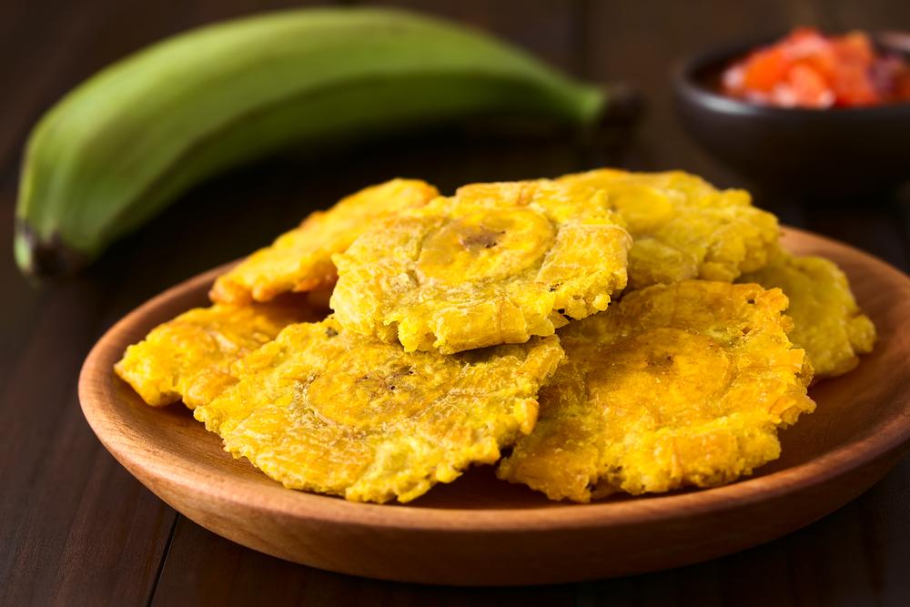 Celebrating Hispanic Heritage Month with Tostones