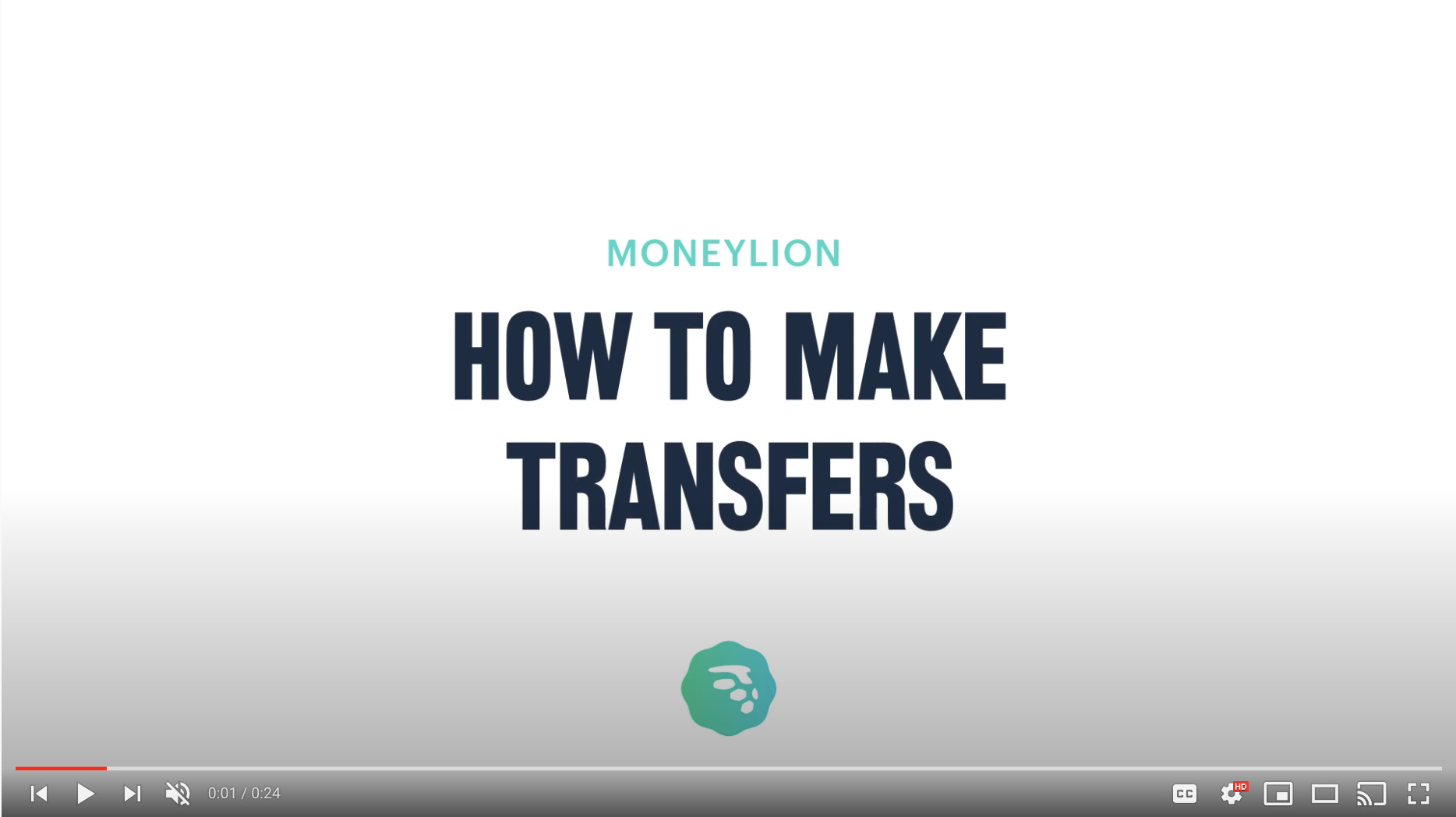 how to make transfers