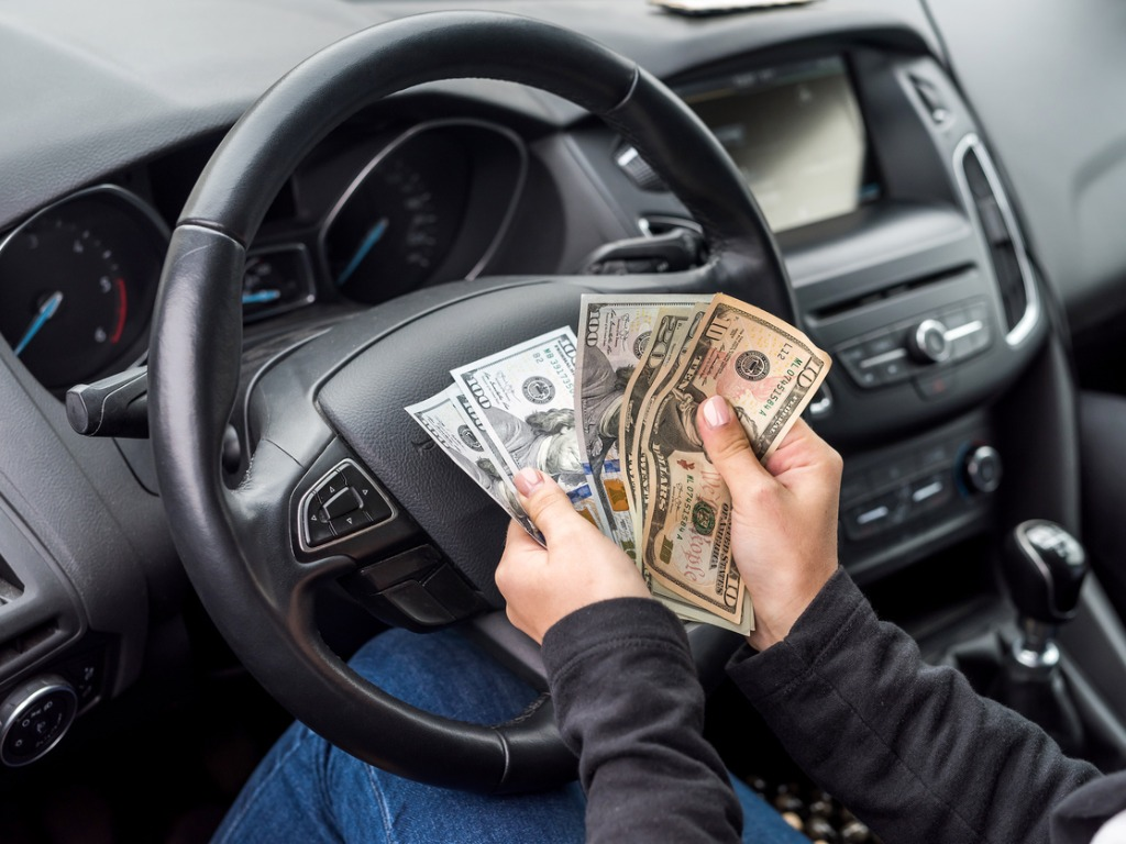paid off car loan credit score dropped